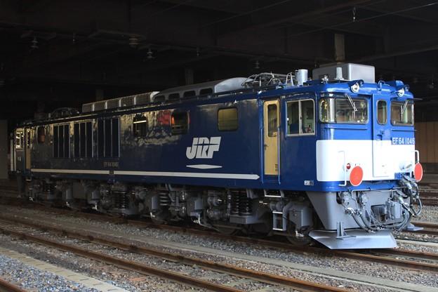 EF64 1046 OM出場