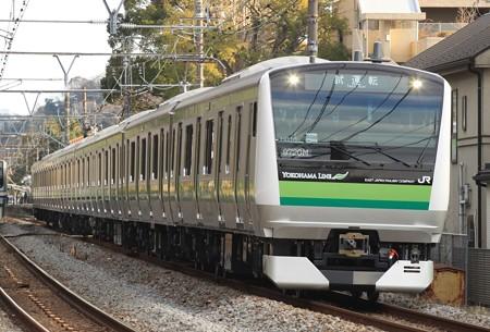横浜線 E233系6000番台