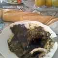 チュニジアのモロヘイヤ料理