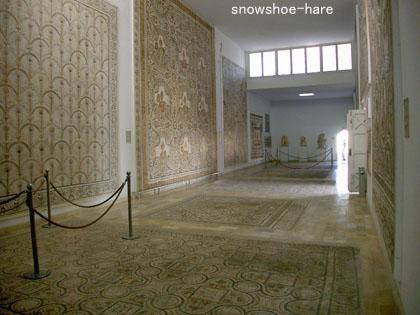 エル・ジェム博物館の展示室2