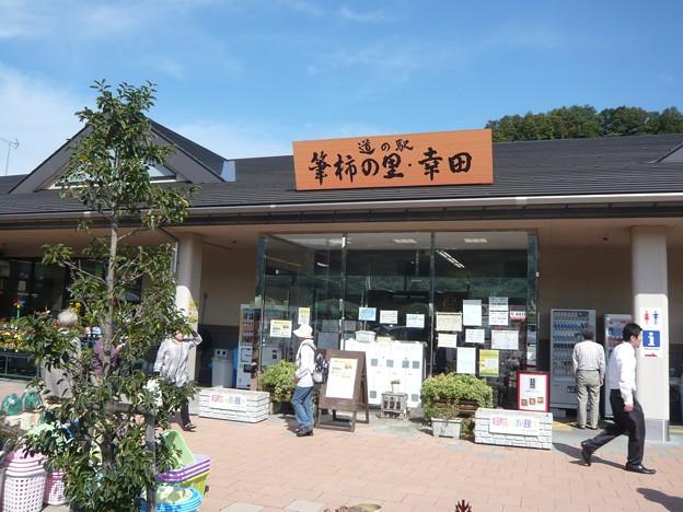 P1310134道の駅「筆柿の里・幸田」