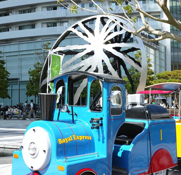 始発駅(横浜グランドセントラルタワー)
