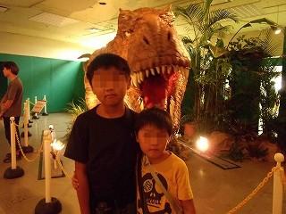恐竜展 (2)
