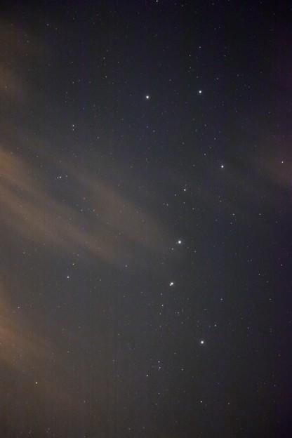 DP2Mで星野写真(カラーで頑張ってみる)