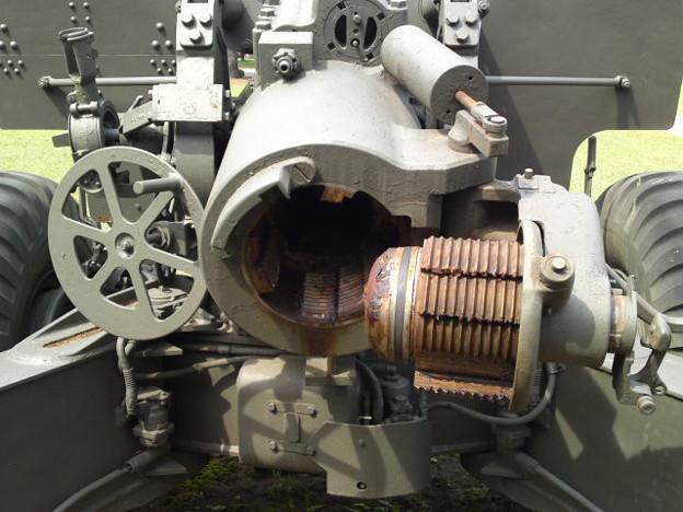 これが隔螺式閉鎖機。75H... - ...