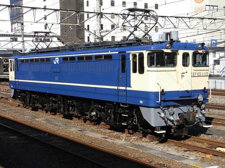 EF65-1115(八王子駅)1