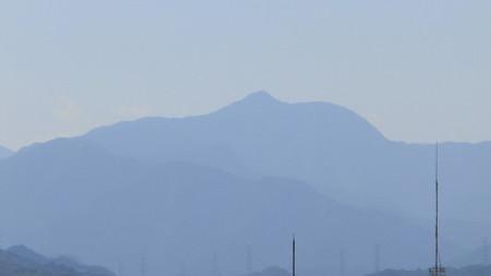 八王子の山