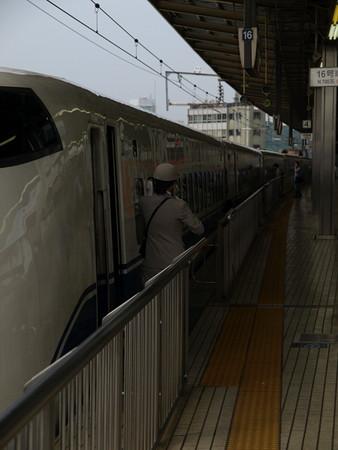 300系(新横浜駅)6