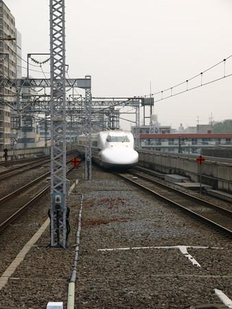 700系(新横浜駅)1