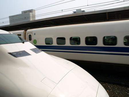 700系(豊橋駅)8