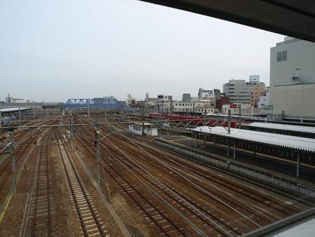 豊橋駅構内4