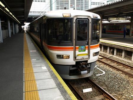 373系特急伊那路1号(豊橋駅)6
