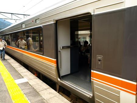 373系特急伊那路1号(中部天竜駅)3