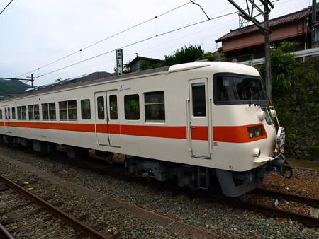 117系佐久間レールパーク号(中部天竜駅)