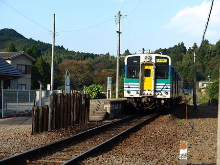 キハ30-100(上総松丘駅)4