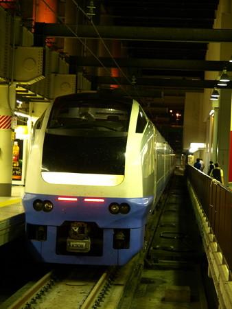 E653系(上野駅)3