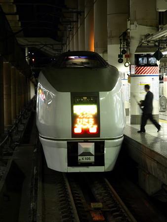 651系(上野駅)9