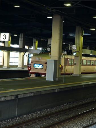 485系(金沢駅)1