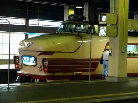 485系(金沢駅)2