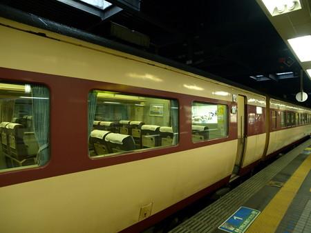 485系(金沢駅)5