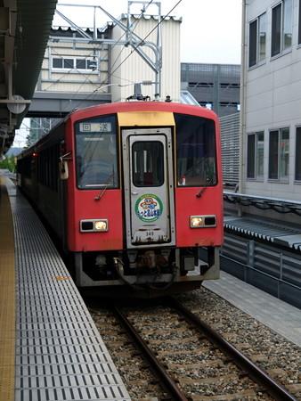 キハ120系(富山駅)3