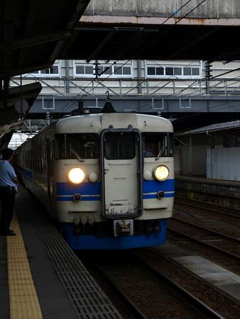 475系(富山駅)2