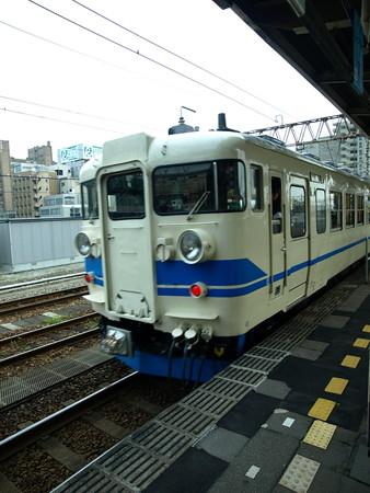 475系(富山駅)4