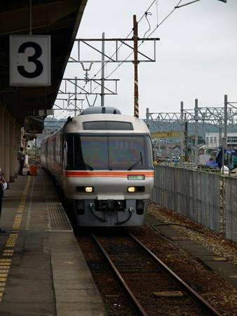 キハ85系(富山駅)1