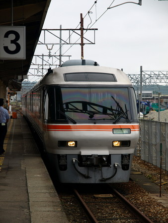 キハ85系(富山駅)2