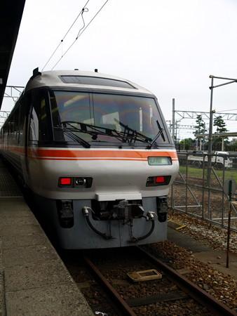 キハ85系(富山駅)3