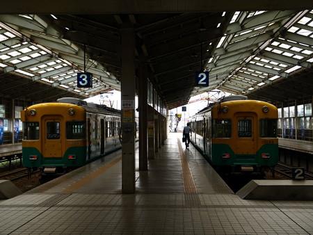 電鉄富山駅1