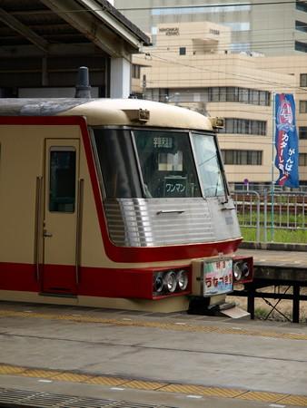 16010形(電鉄富山駅)2