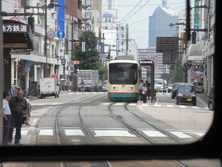 富山市内軌道線車内7