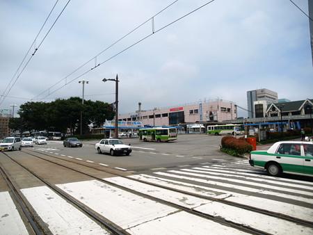 富山市内軌道線(富山駅前)2