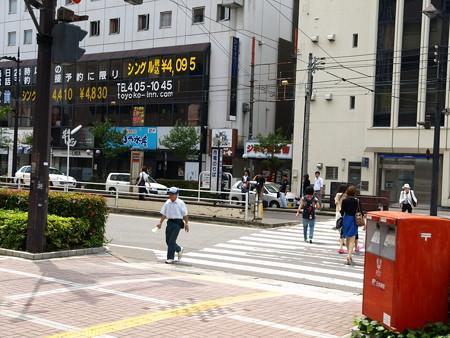 富山市内軌道線(富山駅前)6
