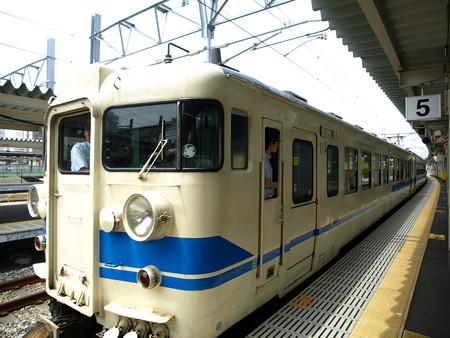 475系(富山駅)17