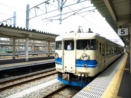 475系(富山駅)18
