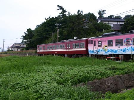 雨晴駅34