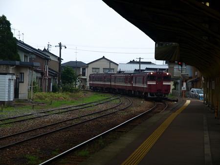 キハ47(氷見駅)1