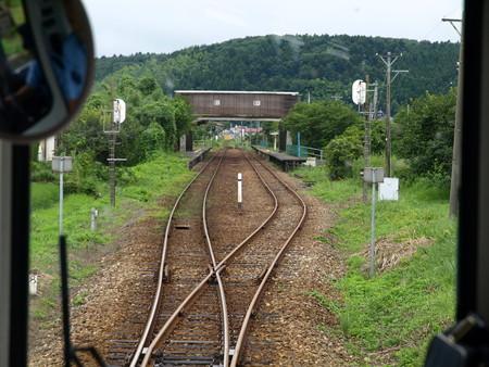 のと鉄道車窓(田鶴浜)1