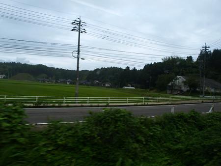 のと鉄道車窓(田鶴浜→能登中島)6