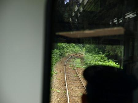 のと鉄道車窓(西岸駅→能登中島)3