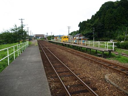 能登中島駅4