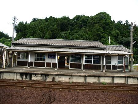 能登中島駅8