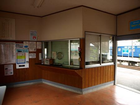 能登中島駅14