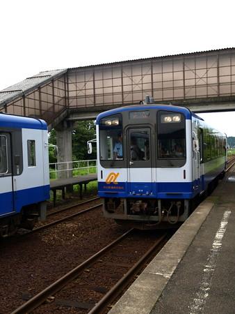 能登中島駅36
