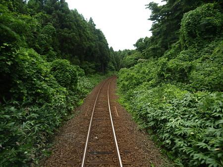 のと鉄道車窓(能登中島→西岸)4