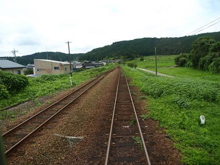 のと鉄道車窓(能登中島→西岸)10