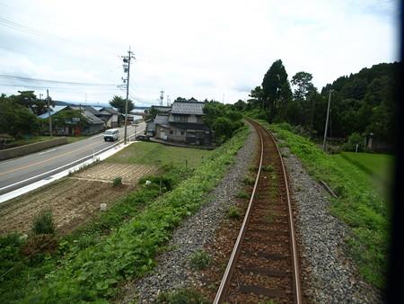 のと鉄道車窓(西岸→能登鹿島)14