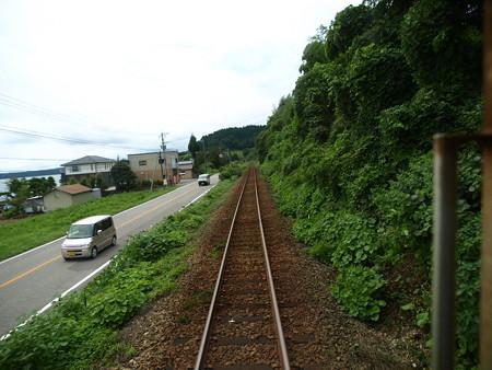 のと鉄道車窓(西岸→能登鹿島)15